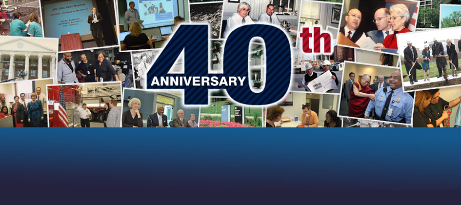 ORS TURNS 40